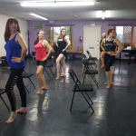 Chair Dance Group Fitness Classes