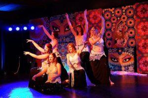 Dancers of Bastet